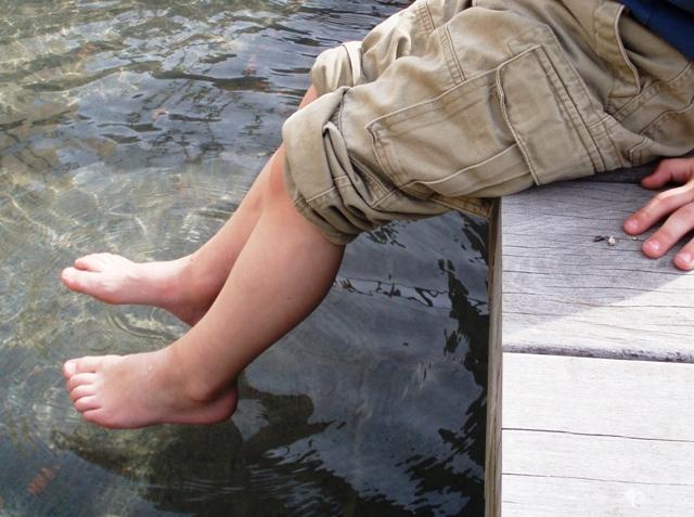 Patrick feet